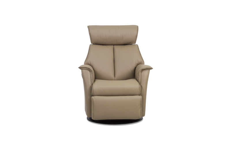 Img Boss Recliner Leather Expressions