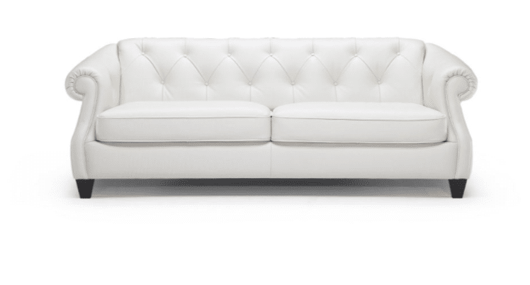 Should I Buy A White Leather Sofa? - Leather Expressions