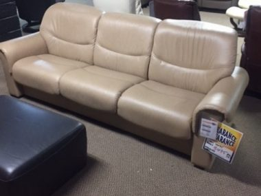 Stressless Liberty Sand Sofa