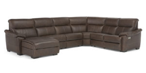 natuzzi editions c063 Potenza power sectional