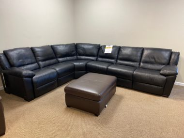 A319 Natuzzi Giuseppe Power Sectional